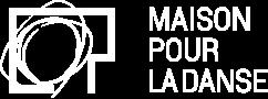 Logo de Maison pour la danse