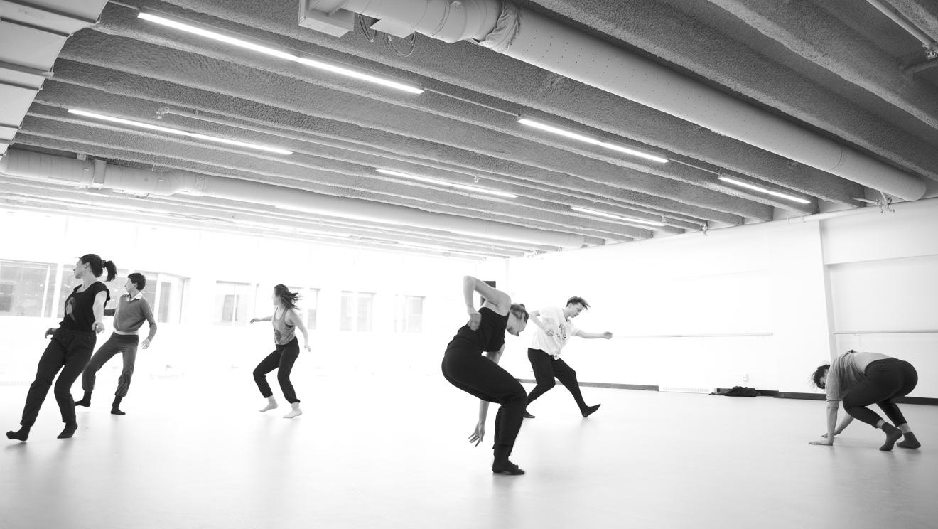 Maison pour la danse - Équipe - Dons - Nous joindre