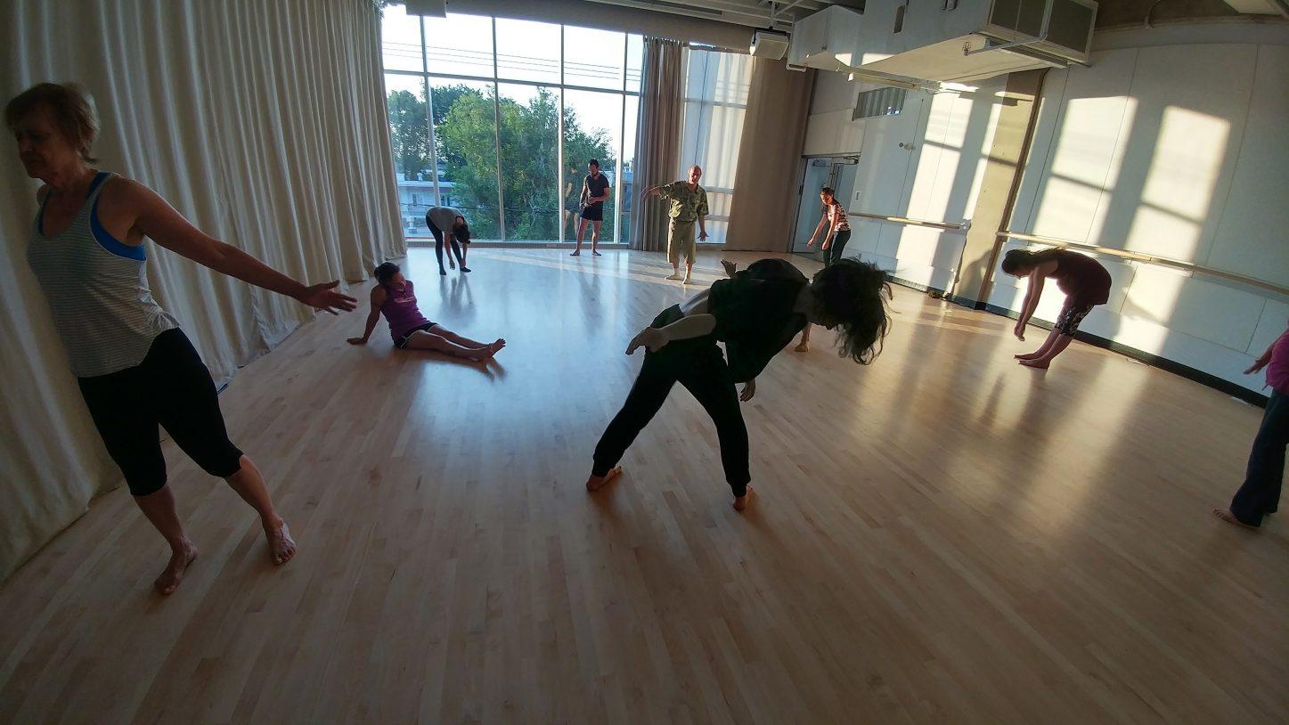 Dansons corps