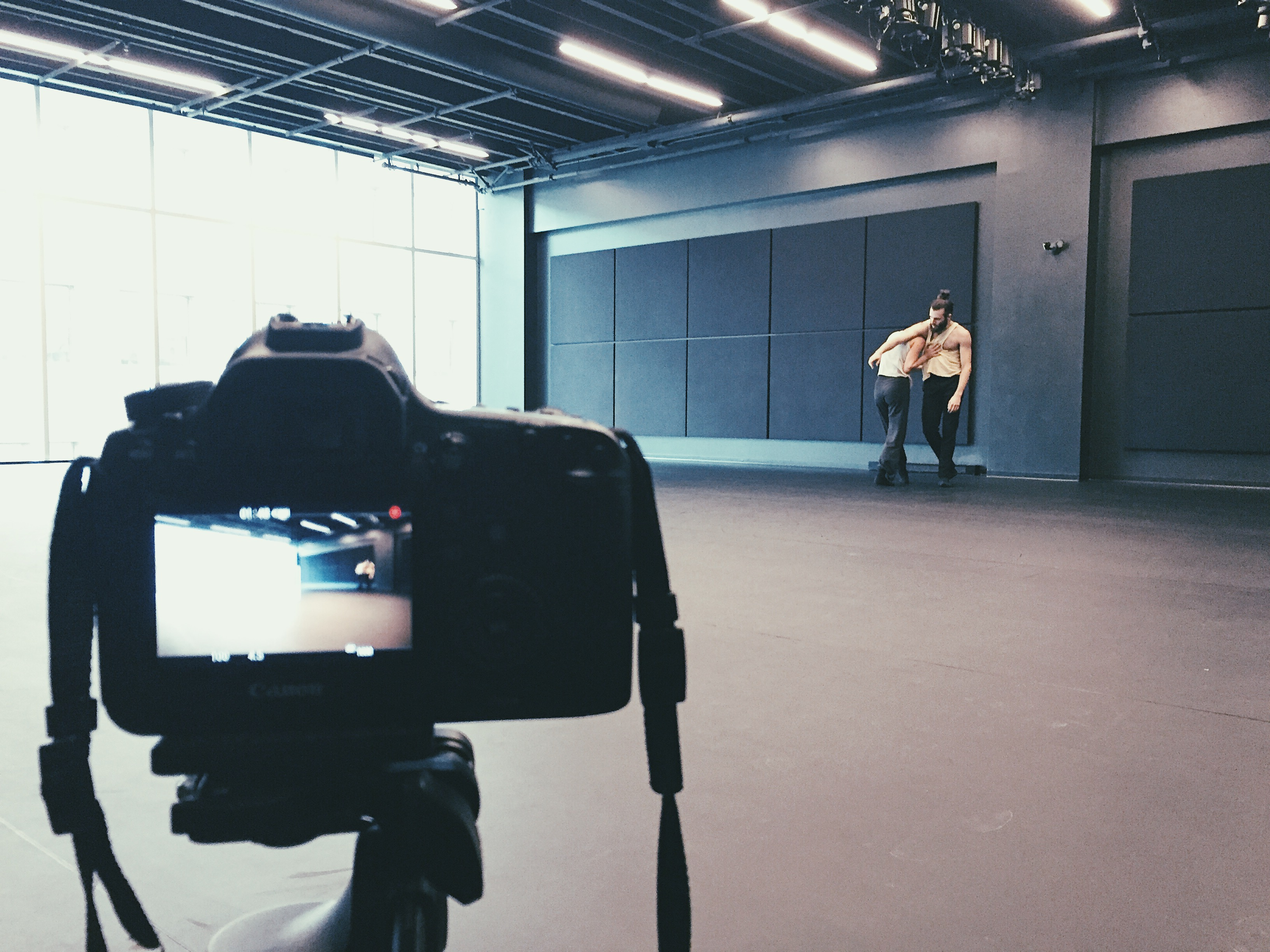 Studio D - Marquer la danse