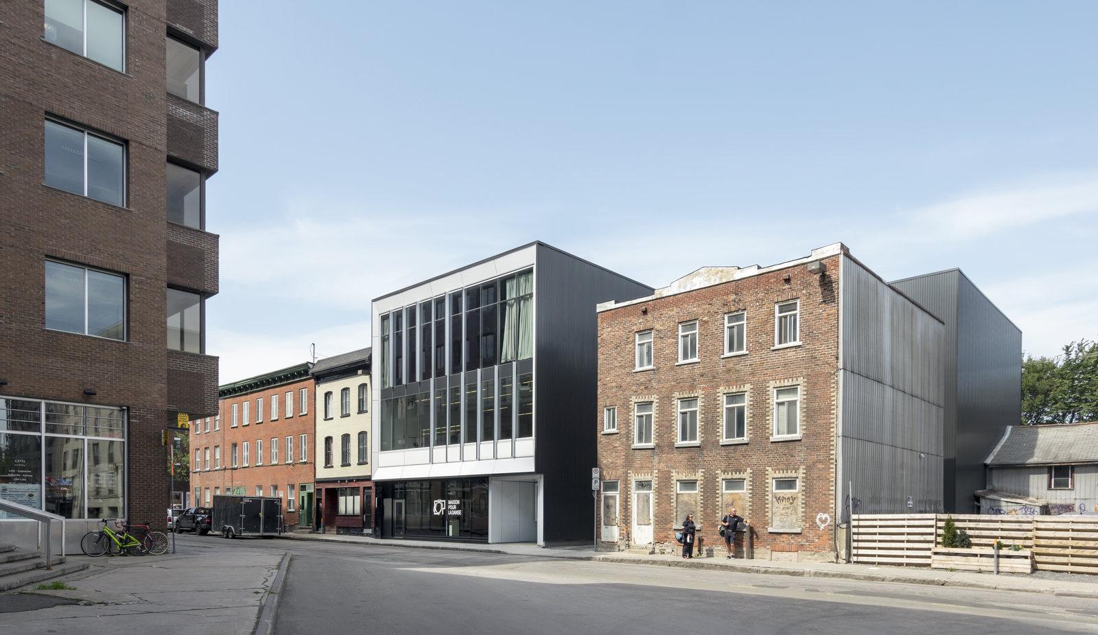 CCM2 Architectes MPLD