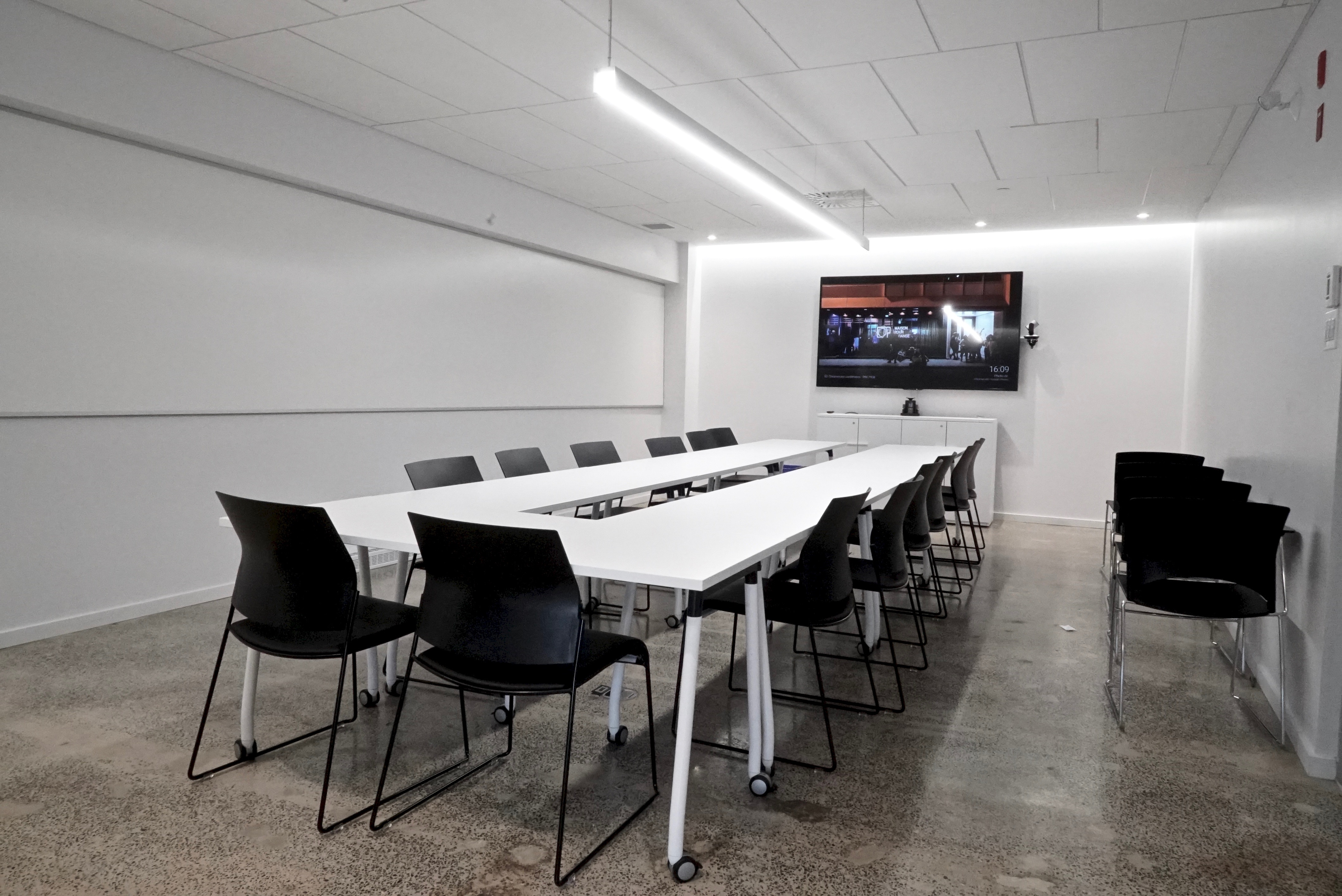 Salle de conférence et réunion