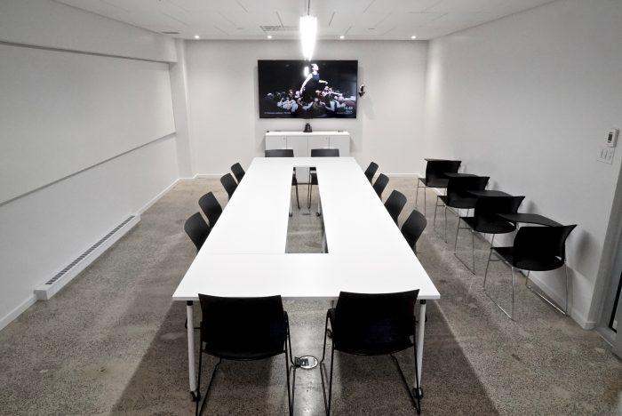 Salle de conférence, de classe et de réunion