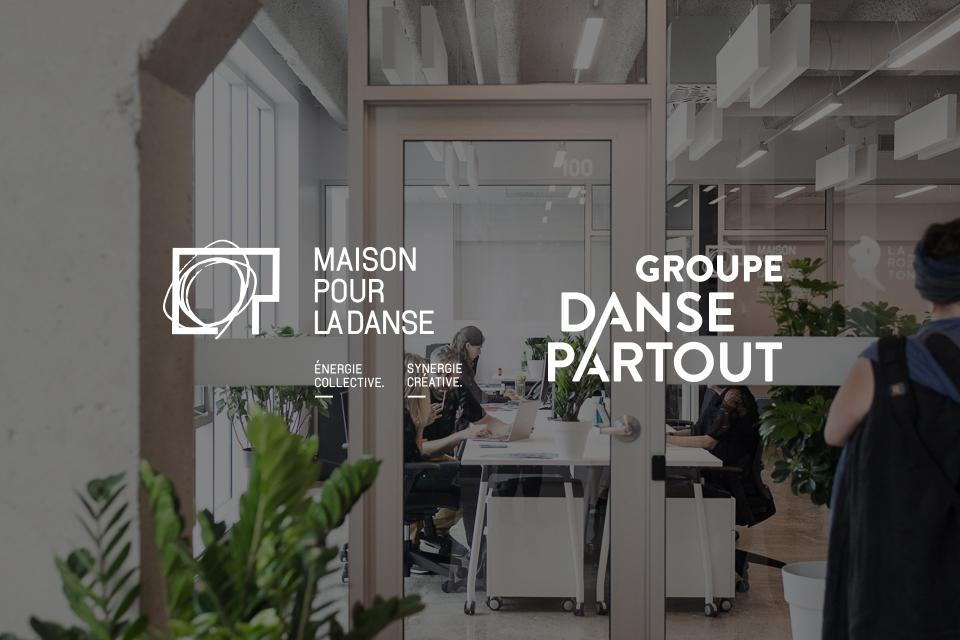 Offres d'emploi Groupe Danse Partout
