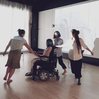 De coeur en choeur // Photo Maison pour la danse