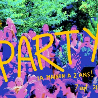 Party 2 ans // Photo : Josiane Bernier