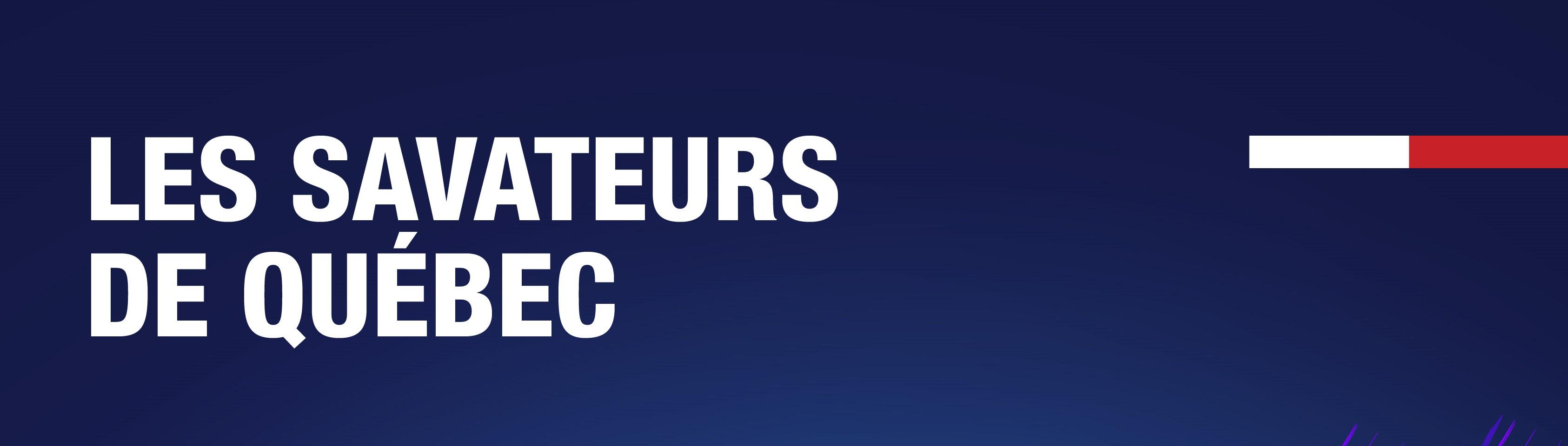 Savateurs de Québec