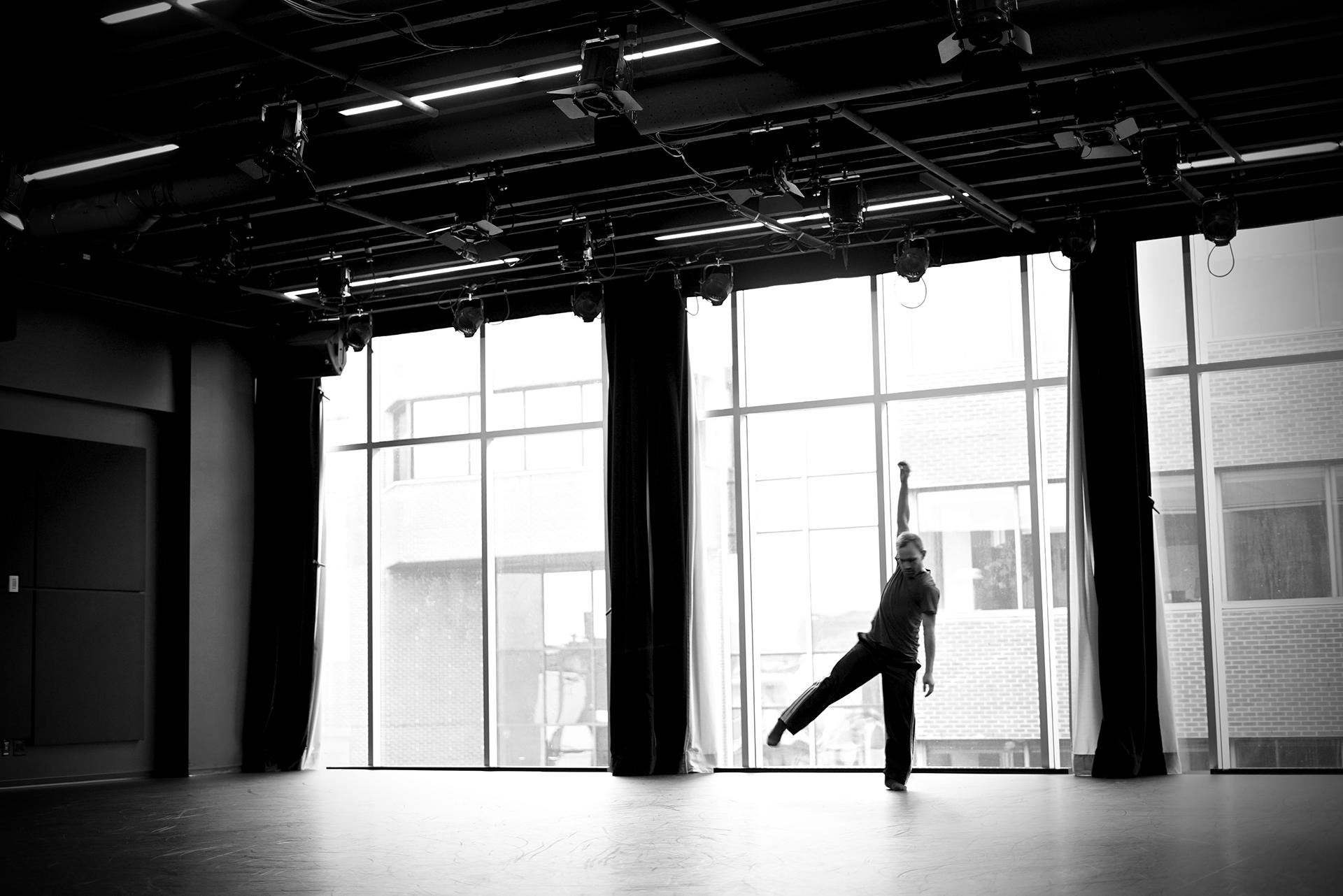 Solo pour Fabien // Photo Antoine Caron
