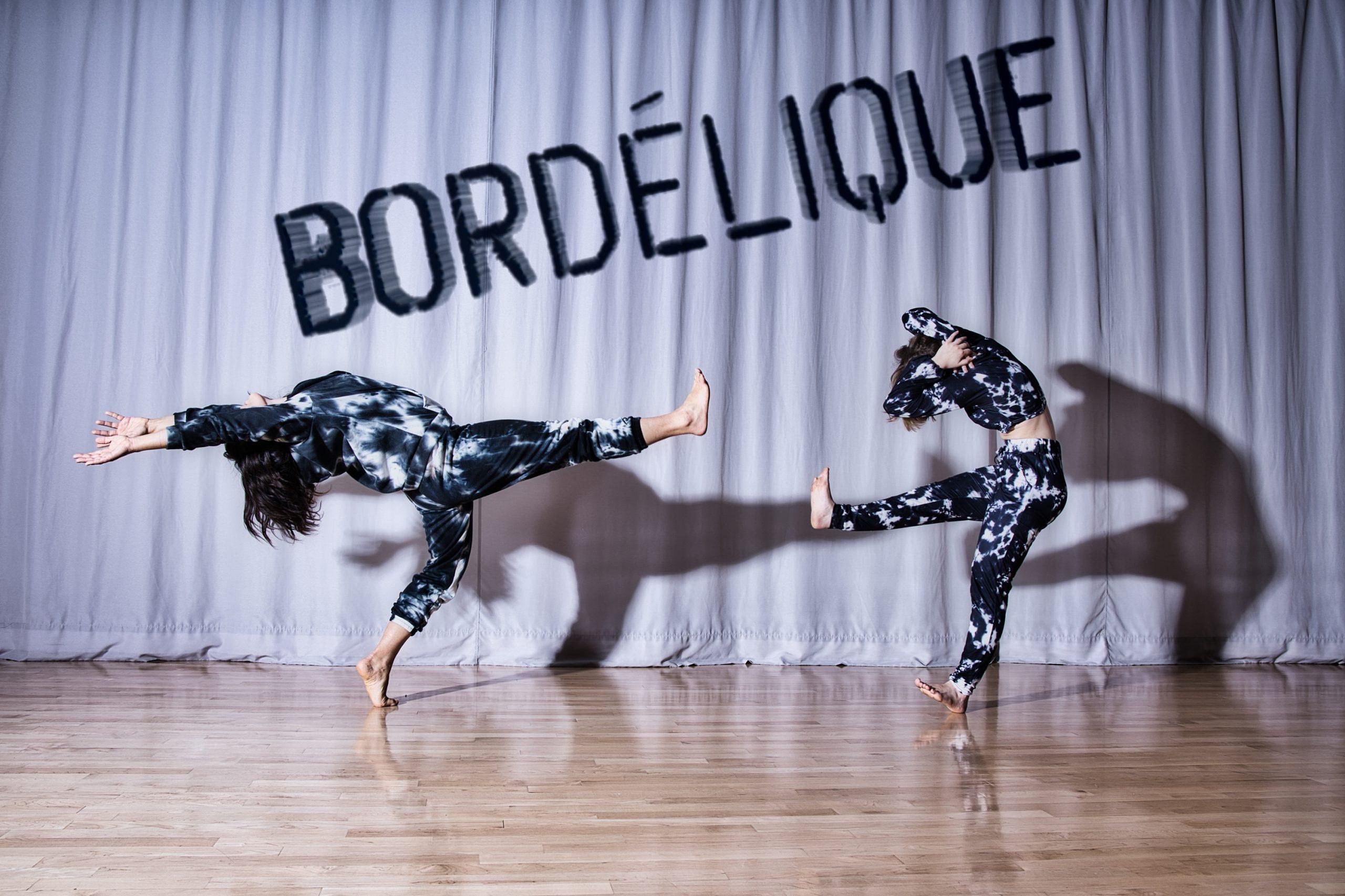 Bordélique, par Mélissa Martin
